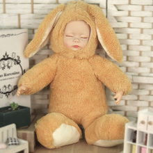 Stuffed Animals Plush Toy for Newborns 0 12 Months Baby Plush Stuf Sleeping Toys Plush Sleep Toy for Babies Kids Dolls Girl Gift