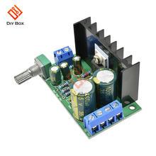 Tda2050 моно усилитель платы 5 Вт 120 dc 12 24 в цифровой аудио