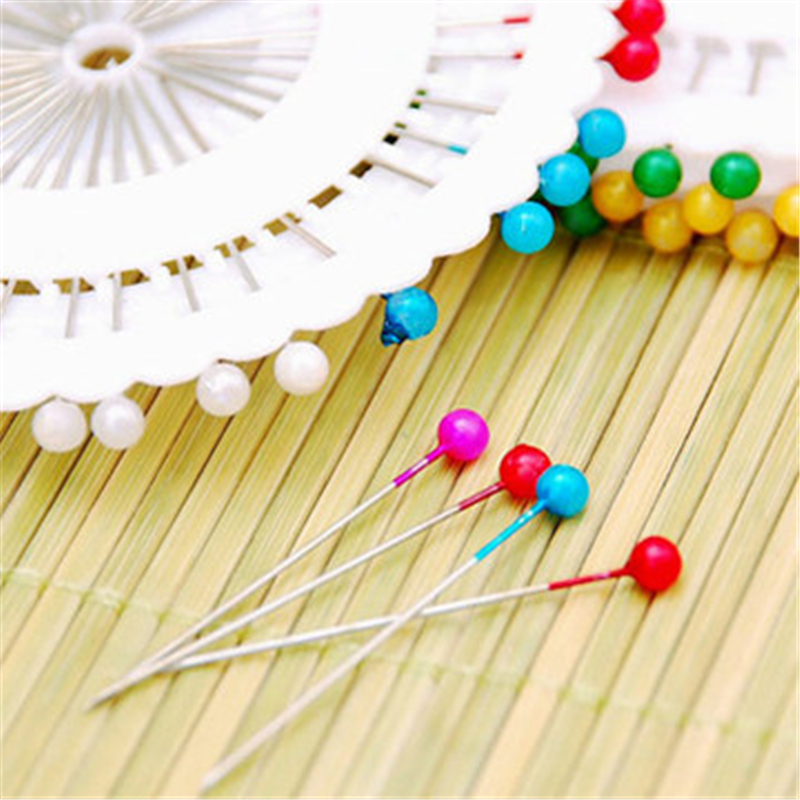 40pcs set Stainless Steel Knitting Needles Colorful Needlework Sewing Tool Needle Arts & Crafts Hand Stitches Sewing Accessories