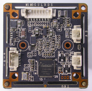 Image 2 - AHD 5MP 4MP 1/2. 8 STARVIS IMX335 CMOS image sensor + FH8538 CCTV kamera modul PCB board (optional teile)