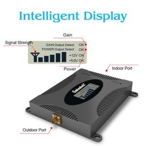 Image 4 - Lintratek 신호 부스터 2G GSM 900mhz 65dB GSM 900 휴대 전화 셀룰러 신호 리피터 앰프 + GSM 야기 안테나 리피터