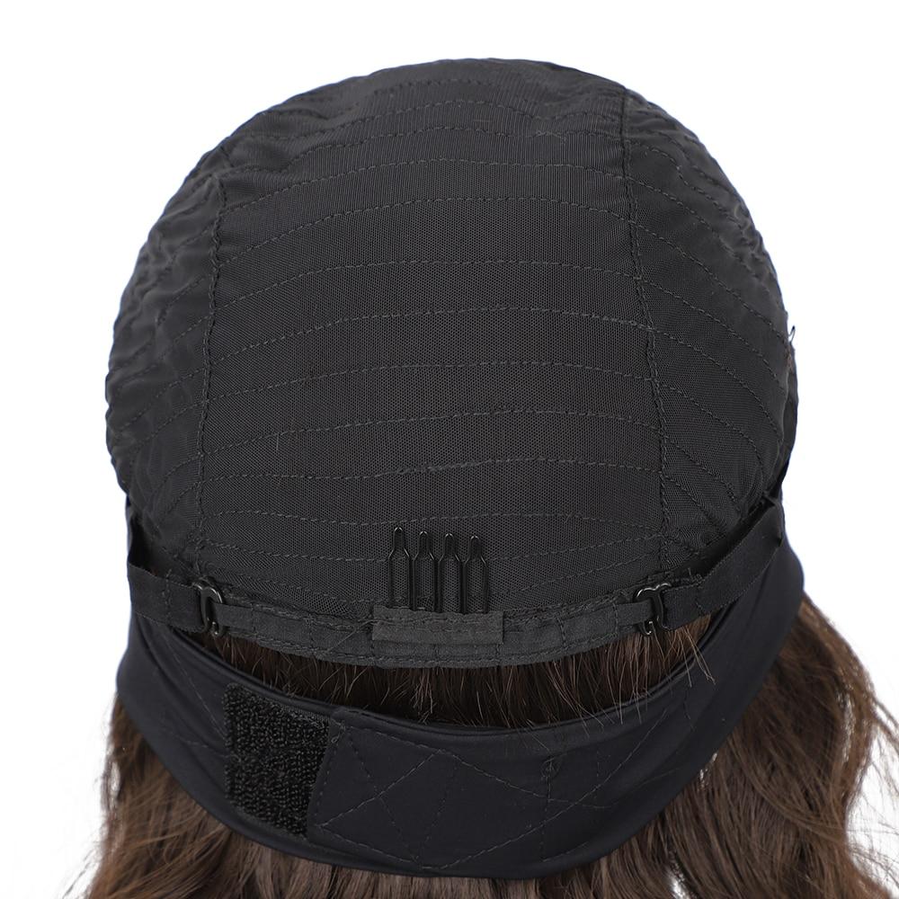 peruca perucas sintéticas das mulheres curto ondulado