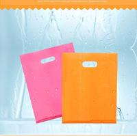 More Than 200 Print Logo Plastic Bag Jewelry Bag Small Plastic Shopping Bag With Handle Small Gift Packing Bags