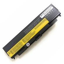 חדש לגמרי מחשב נייד סוללה עבור lenovo T440P T540P W540 L440 L540 45N1153 45N1152 45N1145 6 תא 10.8v 5200mah