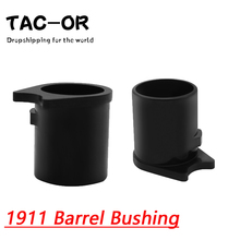 Tactical Barrel Casing Government Size Spare Parts Barrel Bushing for Hunting 9mm and 45ACP 1911s Accessory Dropshipping