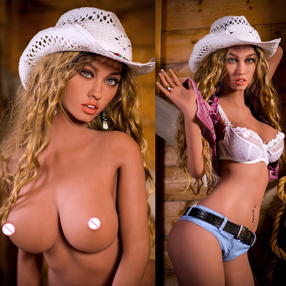 165cm Adult Life Full Size Silicone Sex Doll Skeleton Realistic Breast Love Doll European Oral Pussy Sex Product For Men