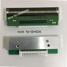ISHIDA do Cabeçote de Impressão para ISHIDA BC4000 BC6000 BC8000 BC3000 BC 3000 H Escala de Impressão de Etiquetas Térmica Da Cabeça de Impressão