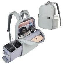 CADeN Dslr Camera Bag Waterproof Backpack Shoulder Laptop Digital Camera Lens Photograph Luggage Bags Case For Canon Nikon Sony