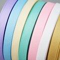 (25 ярдов/рулон) 10 мм корсажная лента оптовая продажа Подарочная декоративная обертка ленты кружевная ткань