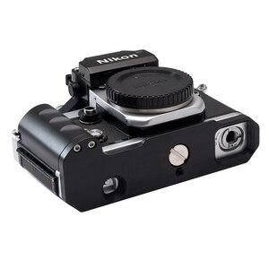 Image 3 - مقبض قبضة قاعدة لوحة الإفراج السريع لكاميرا نيكون F2 تناسب Arca السويسري Ballhead