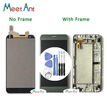 High Quality 5.2'' For LG X Cam K580 LCD Display Screen With Touch Screen Digitizer Assembly + Tool