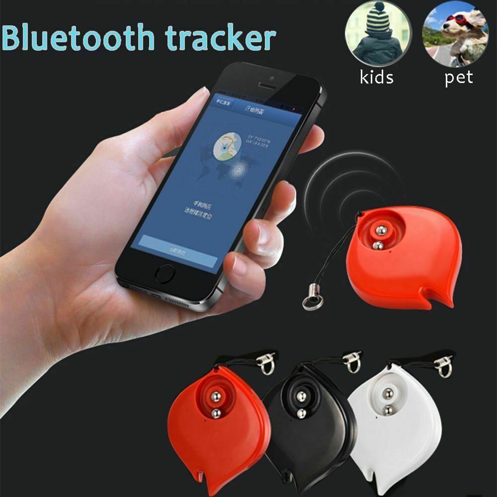 2Pcs Bluetooth Anti-lost Locator Alarm Purse Tracking Pet Finder Device GPS NC99
