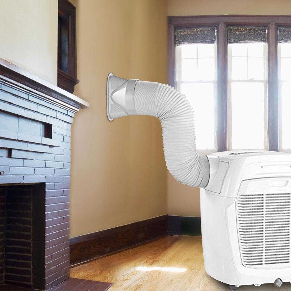 flexible air conditioner exhaust pipe vent hose duct outlet air conditioner portable air conditioner hose 12 5 15cm