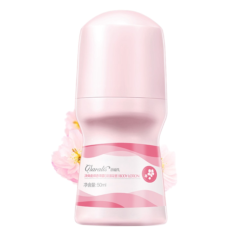 Daralis 50Ml Antiperspirant Stop Sweat Dew Body Underarm Odor Remover For Men And Women Crystal Deodorants Green Tea Flower Male