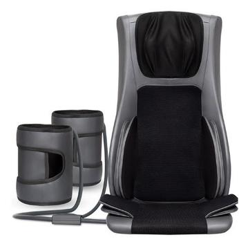 Cervical vertebra massager neck shoulder waist back leg body multifunctional massage cushion family chair cushion cushion body m