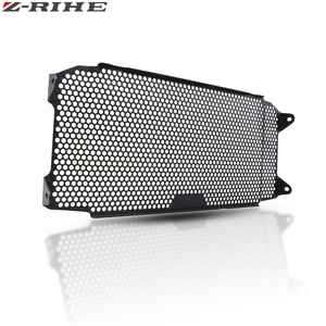 Image 3 - Motorcycle SV650 Radiator Guard Grill Cover Water Tank Cooler Bezel Protector Grille for Suzuki SV 650 SV650 SV650X 2018 2019
