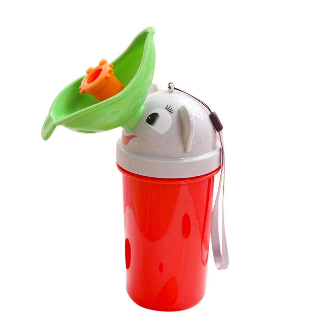 Portable Baby Potty Pee Bottle Leak Proof Emergency Toilet For Children Baby Toilet Kid Travel Folding Man Pee Tool - Girl Boy