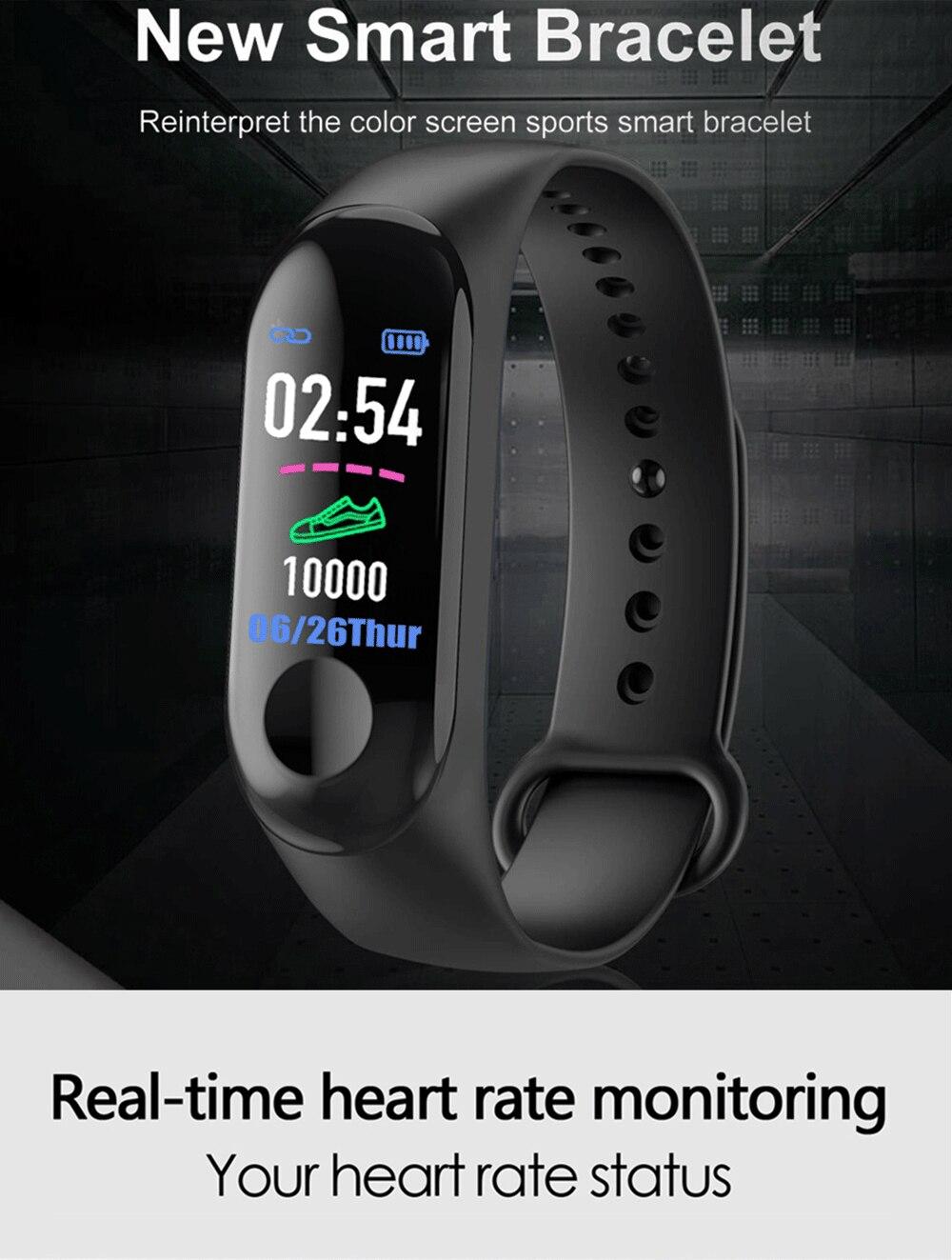 Mejores pulseras de actividad por menos de 50 euros