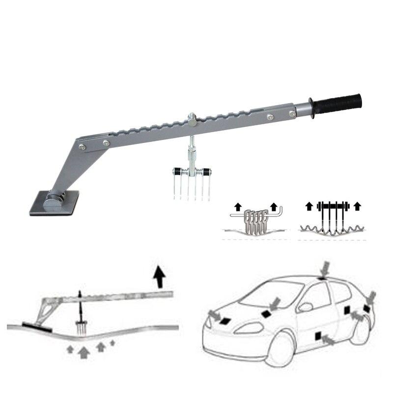 Tools : Car Sheet metal repair tools Bridge puller kit car dent repair dent puller tools paintless dent repair accessory