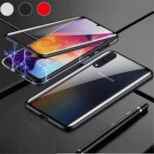 Glaxay A50 Магнитный адсорбционный флип чехол для samsung Galaxy A30 A20 чехол для телефона 50A 30A 20A Coque 30 A 50 20 Магнитный бампер 9H