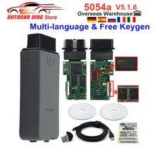 OKI Chip completo, mejor precio, 5054A, V5.1.6, con Keygen, 5054a, compatible con varios idiomas, Sistema completo