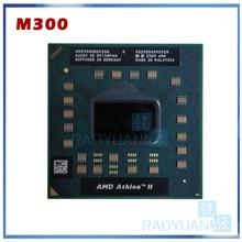 AMD Athlon II Dual-Core Mobile M300-AMM300DBO22GQ notebook CPU laptop processor M340