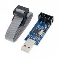 20pcs USBASP USBISP AVR Programmer USB ISP USB ASP ATMEGA8 ATMEGA128 Support Win7 64K