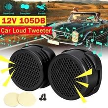Pair Car Mini Speaker 12V 500W Universal Car