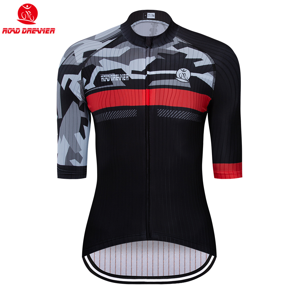 Cycling-Jersey Short-Sleeve Mountain-Bike Triathlon Maillot-Ciclismo Women New Lycra