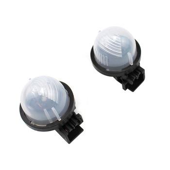 цена на Car Pair New Left&Right License Plate Lamp Light 35910-77J10 fit for Suzuki Swift Alto