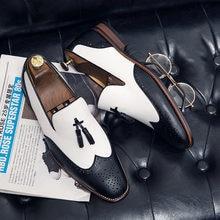 Туфли lefook мужские в британском стиле Повседневная Деловая