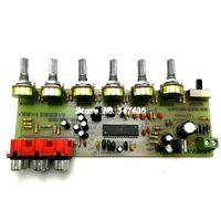 Upc1892 sonido envolvente 3D DC Ajuste de dos entradas cuatro salida tres efecto envolvente