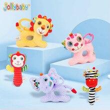 1psc ребенок погремушки игрушка запястье ремень погремушки животное носки игрушка новинка браслеты младенец мягкие колокольчики рука ножка носки для 0-12 месяцев