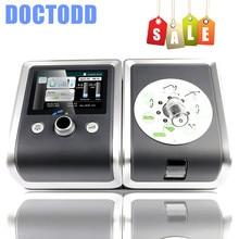 Doctodd GII Авто CPAP портативный APAP машина для храпа терапия против храпа апноэ сна OSAS APAP с маской Размеры s m l