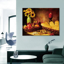 Home Decor HD Prints for Living Room Wall Art Canvas Paintings Fruit Pictures Posters Print