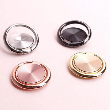 Round Multi-Function Phone Holder Ring Buckle Mobile Phone Case Bracket Smartphone & Tablet Ring Holder for iphone for xiaomi image