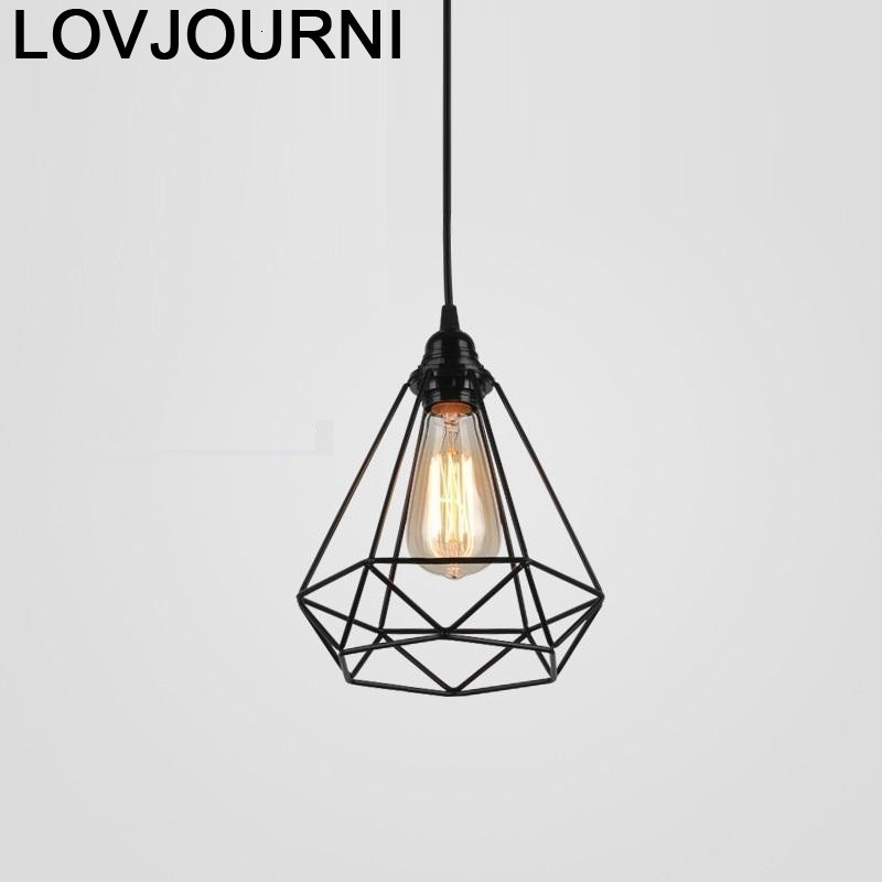 Hang Flesh Light Lampen Industrieel Lampara De Techo Colgante Moderna Kitchen Lamp Deco Maison Luminaire Suspendu Loft Hanglamp