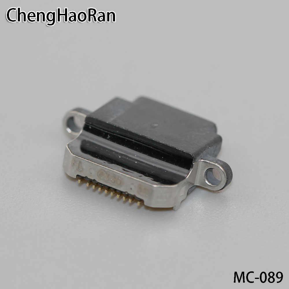 ChengHaoRan 1 adet 10-pin Tablet PC Smartphone cep telefonu Şarj soketi mikro usb Konektörü apple ipad4