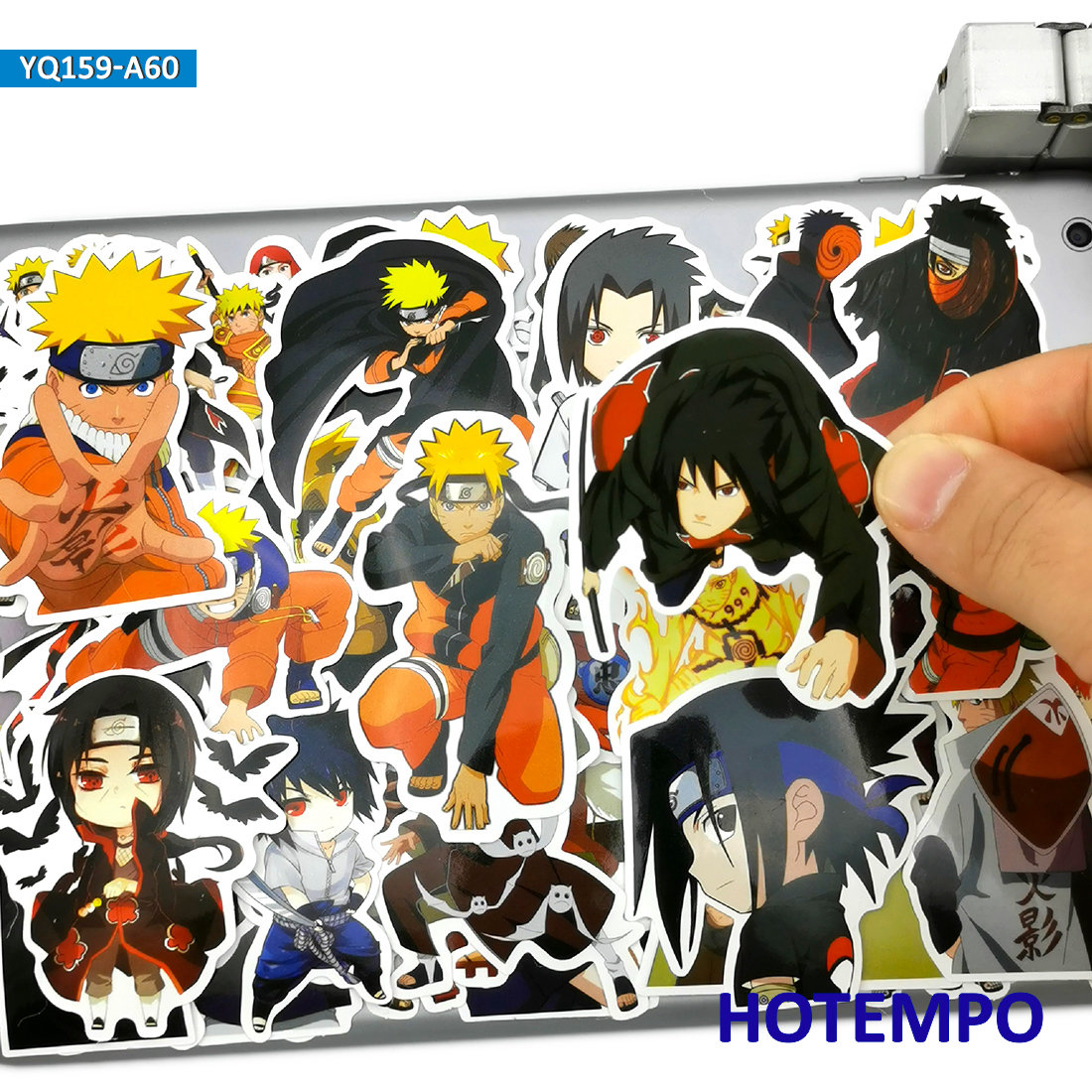 Naruto Uzumaki Anime Manga Wall Car Window Laptop Vinyl Sticker Decal