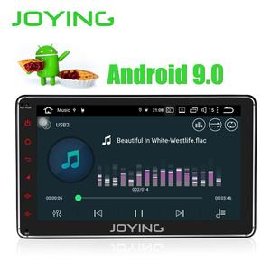 Image 2 - Joying Car Radio 1 Din Android 9.0 Universal GPS Navigation 7 Inch 2gb+16gb Rom Touch Screen Quad Core Car Stereo Video Player