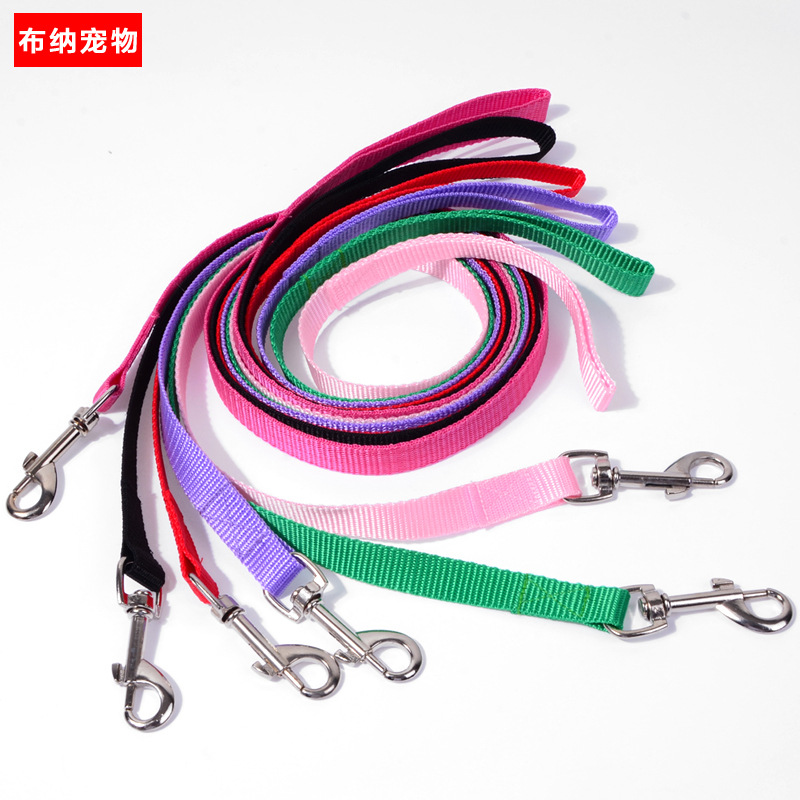Wholesale Variety Pet Supplies Safe Durable Pet Traction Rope Fashion Colorful Rushed Chest Dog Hand Holding Rope