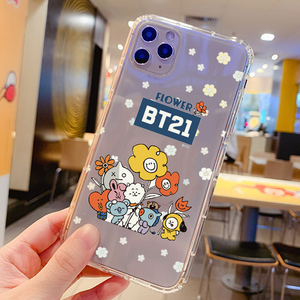 BT21 Phone Case For iPhone SE