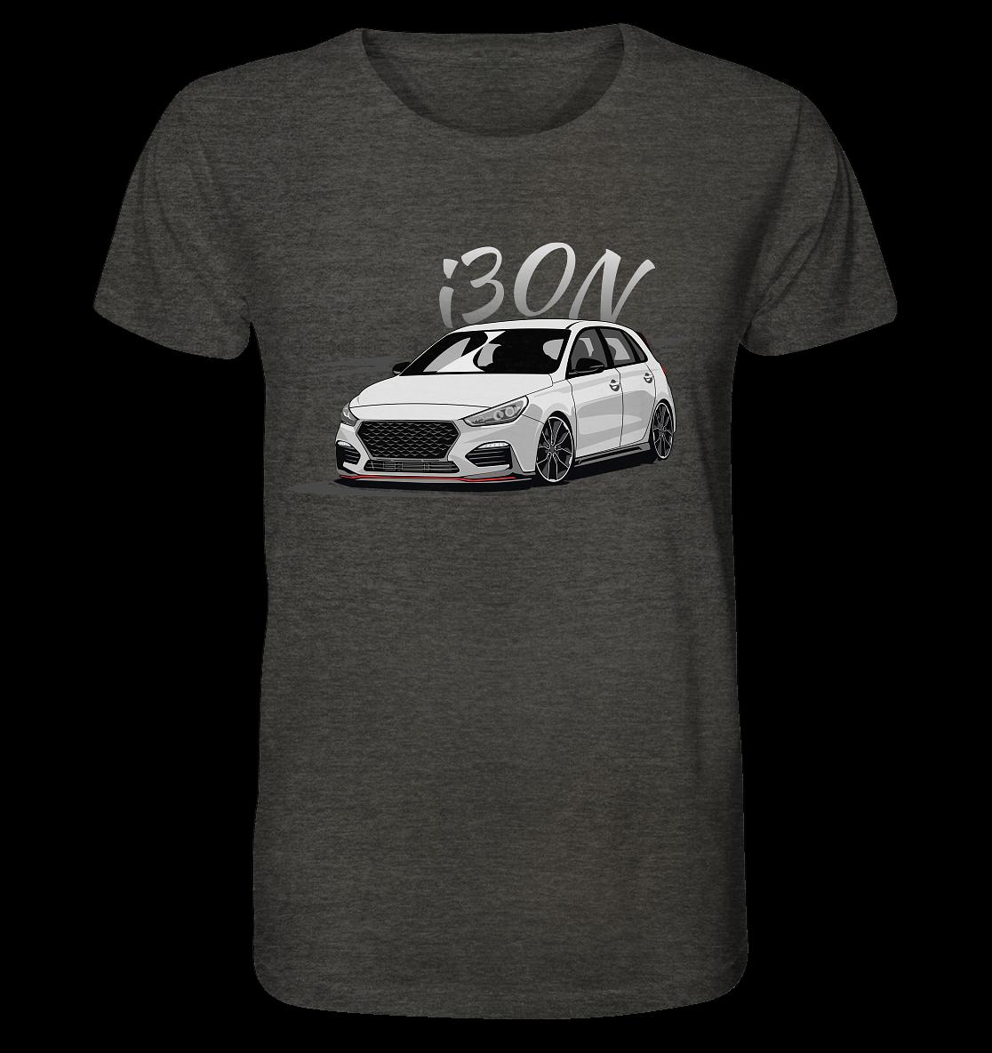 Hyundai I30N Shirt Meliert
