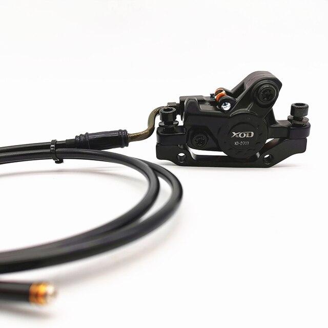 1 pair E-Bike Hydraulic Disc Cut Off Power Brake 3 PIN Bafang Brake DIY assembly