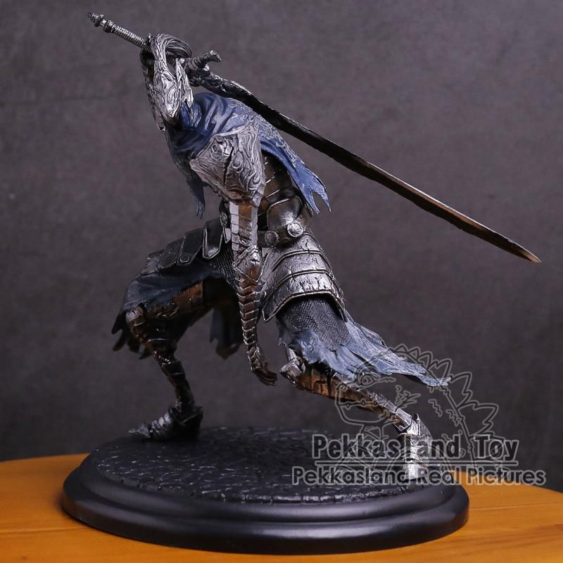 Dark Souls Faraam Knight / Artorias The Abysswalker / Black Knight / Advanced Knight Warrior PVC Figure Collectible Model Toy