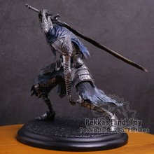 Dark Souls Faraam rycerz/Artorias Abysswalker/czarny rycerz/zaawansowany rycerz wojownik PVC figurka Model kolekcjonerski zabawka