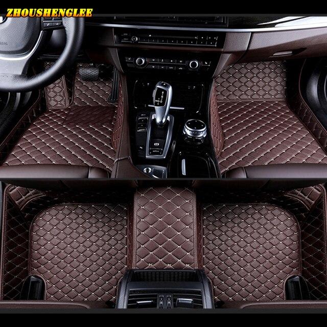 Volkswagen Custom Car Floor Mats