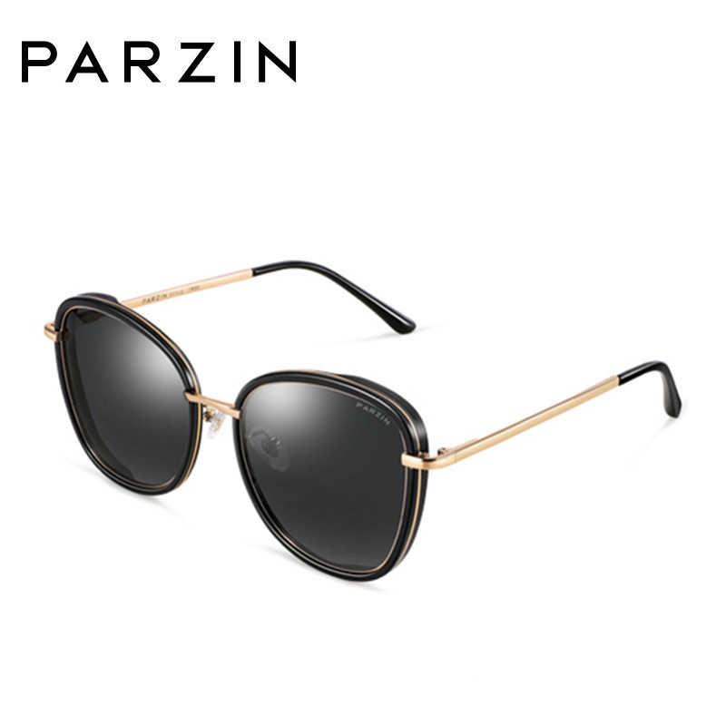 Женские солнцезащитные очки PARZIN женские бренда UV предназначенные для вождения