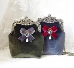 Китай оптовая продажа Размер 16 см Античная бронзовая сумка Рамка модная винтажная металлическая рамка для сумки кошелька аксессуары ручка