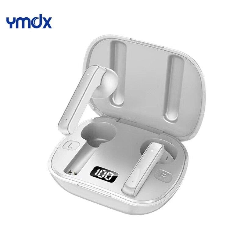 YMDX K9 TWS настоящие Беспроводные спортивные наушники-вкладыши стерео бас наушники для спорта легко носить с собой